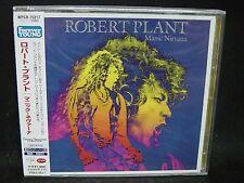 ROBERT PLANT Manic Nirvana + 3 JAPAN CD Led Zeppelin The Honeydrippers Caravan