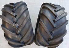 2 - 26x12.00-12 Deestone 10P Super Lug Tires AG PAIR DS5336 26x12-12 26/12-12