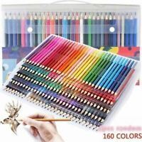 160 Multicolour Pencils For Kids/Adult Coloring Drawing Art Sketching School New