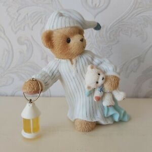 Cherished Teddies Wee Willy Winkie Good Night Sleep Tight 979783 CS421