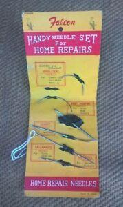 Vintage Falcon Handy Needle Set - Sewing Needles