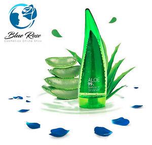 Holika Holika 99% Aloe Vera Dry Skin Moisturiser Cooling Gel After Sun 250ml UK