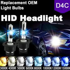 D4S D4R D4C HID Xenon Headlight Factory Replacement Light Lamp Bulb 5K 6K 8K