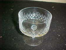 Rosenthal Crystal MOTIF Tall Sherbet / Champagne Goblet(s)