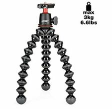 JOBY GorillaPod 3k Kit. Compact Tripod 3k Stand and Ballhead 3k for Compact MIRR