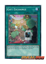 YUGIOH x 3 Gift Exchange - MACR-EN090 - Common - 1st Edition Near Mint