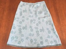 Ann Taylor Petites Silk Skirt, Fully Lined, Size 6 P