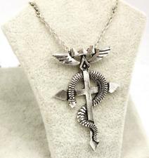 Colgante Fullmetal Alchemist con cadena incluida 3,3 x 5,2 cm