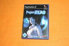Project Zero Playstation 2