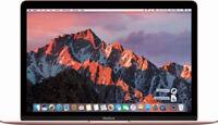 """Apple MacBook 12"""" Intel i5 512GB SSD 8GB RAM Retina Display Mac OS Sierra 2017"""