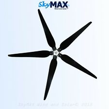 "5 Raptor Generation 5 Blades™ with Hub for Wind Turbine Generators 33"" blades"