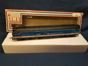 """LIMA  NETWORK SOUTHEAST LIVERY REDONE CLASS 50 """"ACHILLES"""" 50-045 EXCELLENT W/BOX"""