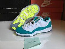 Nike Jordan XI 11 Low Turbo Green Aqua Youth GS 2Y Taxi Gamma Kobe Lebron KD LOT