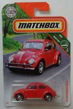 Matchbox 2019 MBX ROAD TRIP '62 Volkswagen Beetle 12/100