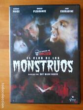 DVD EL CLUB DE LOS MONSTRUOS - ROY WARD BAKER - VINCENT PRICE (G5)