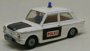 Vintage Corgi 506 Sunbeam Imp Police Car 1968 -1969