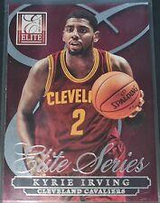 Kyrie Irving 2013-14 Panini Elite ELITE SERIES Insert Card (no.7)