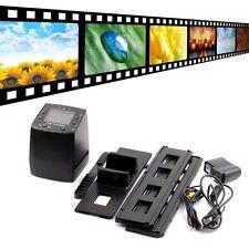 5MP USB LCD Digital 35mm Film Scanner Converter Slide Negative Photo Scanner V1