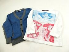 Little Marc Jacobs Boys Cardigan & T Shirt Set Outfit Age 3