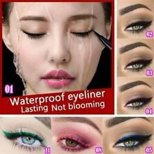 12 Colors Waterproof Eye Liner Pen Makeup Cosmetic Liquid Eyeliner Pencil HS
