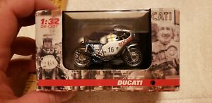 New-Ray 1:32 Ducati 750 1972 Motorcycle New in Box