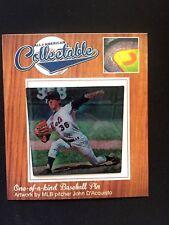 New York Mets George Foster Pinback-mlb Klassisch Retro Collectible-lgm Baseball & Softball