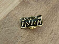 Psion Anstecker Psionlogo