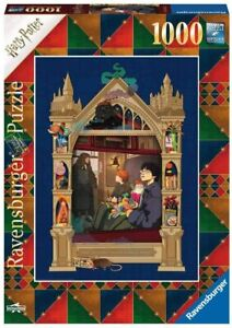 Jigsaw Puzzle - HARRY POTTER ON THE WAY TO HOGWARTS - 1000 Pieces