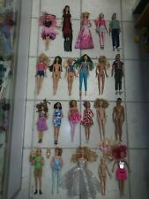 Barbie Doll Lot Of 23 Clothes Accessories Battery Operated