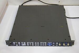 Videotek Harris VTM 4100 4140 PKG WaveForm Monitor w VTM-A3-OPT 5T2 #2