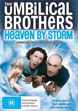 The Umbilical Brothers - Heaven By Storm (DVD, 2011)  Region 4