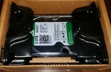 "WESTERN DIGITAL 2.0 TB SATA HD WD20EZRX / MAX 5 3.5"" EXTERNAL HD ENCLOSURE / NEW"