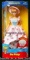 "Bo Peep Doll Toy Story 2 Disney Quite Rare Mattel Pixar Special Edition SWB """