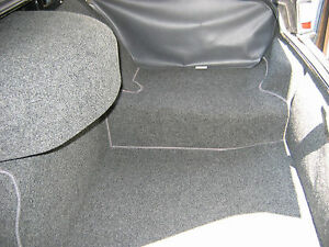 1962 - 1969LINCOLN CONTINENTAL & 1969 -1971  MK III REPLACEMENT TRUNK LINER SETS