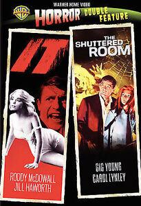 Shuttered Room / It (DVD, 2008) Brand New & Sealed! RARE