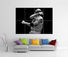Michael Jordan Chicago Bulls Giant WALL ART PICTURE FOTO STAMPA POSTER