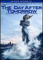 dvd film The Day After Tomorrow. L'alba del giorno dopo (2004)