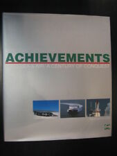 Achievements Land Sea & Air: A century of Conquest (Casrol) door Richard Graves