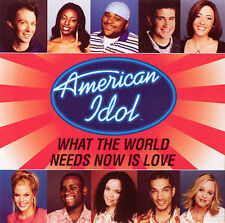 Audio CD What World Needs Now Is Love  - Free Shipping