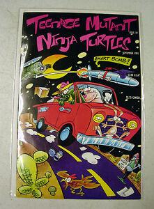 1991 EASTMAN & LAIRD'S Teenage Mutant Ninja Turtles Vol 1 # 39  Comic TMNT