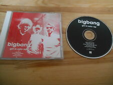 CD Hiphop Bigbang - Girl Is Oslo EP (5 Song) MCD WEA WARNER Ltd Edit