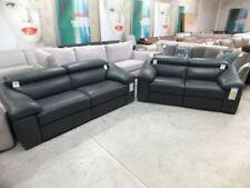 Natuzzi Leather Living Room Sofas