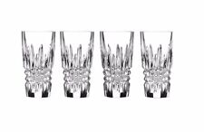 WATERFORD Lismore Diamond Shot Glass Set of 4 #160708 New