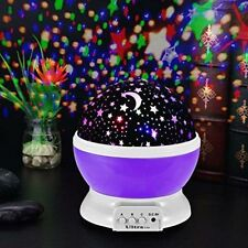 Baby Projector Battery Powered Night Lights