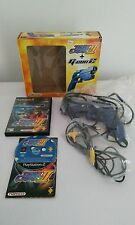 TIME CRISIS II + G CON 2 PS2 Big Box Da Collezione!Sony Playstation Namco