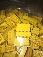 LEGO 3001 Yellow Bricks 2x4 (20x)