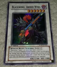 BLACKWING ARMED WING - RGBT-EN041 - 1st Edition - Super Rare Holo Foil YuGIOh