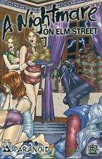 A Nightmare On Elm Street Paranoid #3 Pulido & Ryp Wrap Variant NM/M Avatar 2006