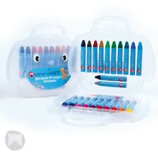 Micador early stART Washable Oil Pastels - Case 12, 24