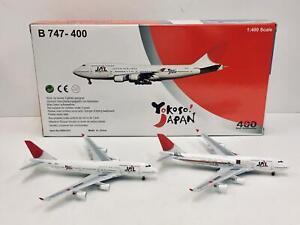 Big Bird / Aeroclassics 1-400 JAL BOEING 747-400 JA8089 JA8906